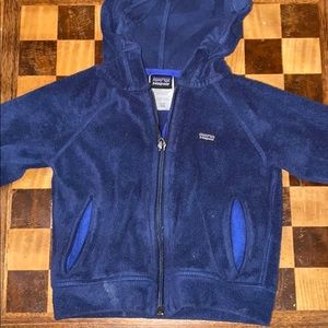 Patagonia 6 Months baby hoodie